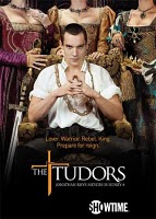 DVD cover for Showtime Original program 'The Tudors'